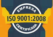 Empresa ISO 9001 - 2008