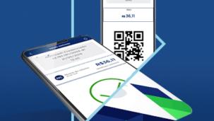Nova solução de pagamento com QR Code