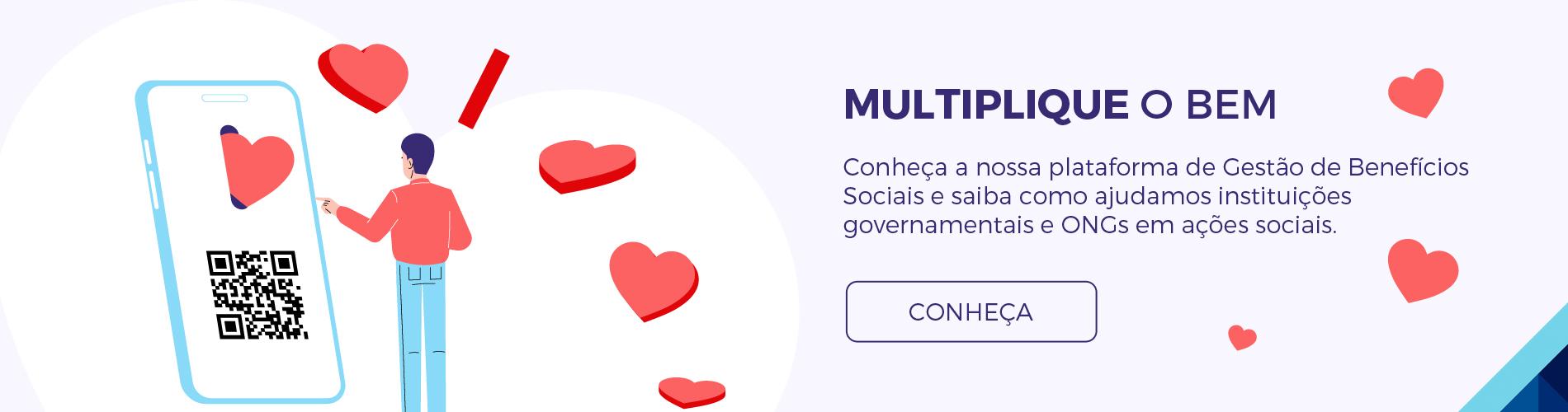 Plataforma Gestão de Benefícios Sociais