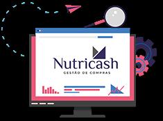 Logo de Nutricash Gestão de Compras